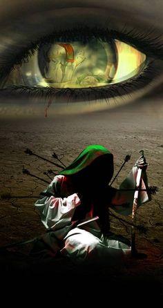 الامام الحسين ع Hazrat Ali, Imam Ali, Day Of Ashura, Karbala Photography, Mola Ali, Father And Baby, Islamic Information, Bravest Warriors, Shia Islam