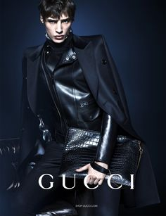 Adrien Sahores for Gucci Fall/Winter 2013 Campaign