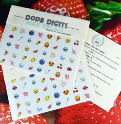 The coolest emoji gifts. (Insert happy emoji here) Emoji nail decals: Great tween stocking stuffer Emoji Nails, Kawaii Nails, Gifts For Friends, Gifts For Kids, Cool Emoji, Dry Nails, Makeup For Teens, Nail Decals, Kids Online