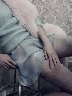 Paolo Roversi for Vogue Italia. Model: Ondria Hardin.