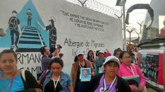 Caravana de Madres Centroamericanas el 2 y 3 de diciembre en San Cristóbal de las Casas, Chiapas