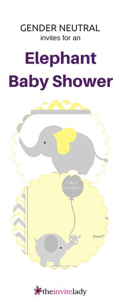 77 Best Baby Shower Elephant Images Baby Shower Parties Diaper