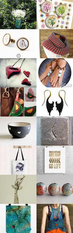 With imagination we can all :)))) by Milica D. J. on Etsy--Pinned with TreasuryPin.com