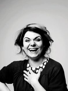 """When a woman says, """"I have nothing to wear,"""" what she means is, """"There's nothing here for who I'm supposed to be today."""" - Caitlin Moran"""