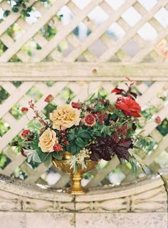 Jen Huang Little Flower School Garden Valley Ranch Petaluma, Compote floral design