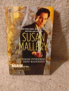 High-Powered, Hot-Blooded 1981 by Susan Malle, signed