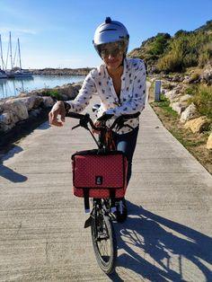 Brompton, Bike Accessories, Hipster, Bags, Style, Fashion, Handbags, Swag, Moda