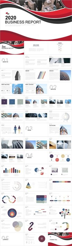 Annual and business report Presentation Template Great Powerpoint Presentations, Simple Powerpoint Templates, Powerpoint Presentation Slides, Presentation Software, Professional Powerpoint Templates, Keynote Template, Presentation Design, Tool Design, Ppt Design