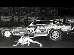 Funny Cars: Old School Funny Cars. Vintage Funny Car Pictures. Jungle Jim And More. Funny Cars came after Gassers and Straight Axles. Flopper