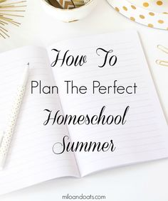 Do you keep homeschooling in the summer? Here are a few tips to keep the learning going all summer long!