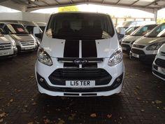 Ford Transit Sport Custom Lister Van