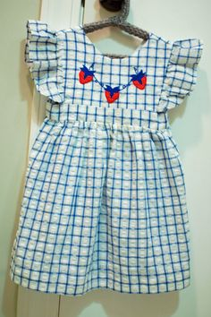 bcbb10577675 pinafore---idea to sew. Sewing Kids Clothes