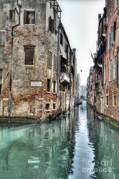 La Veste Venice -Fine Art Print