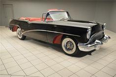 1954 BUICK SKYLARK CONVERTIBLE - Barrett-Jackson Auction Company - World's Greatest Collector Car Auctions