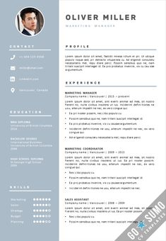 Outstanding Marketing Curriculum Vitae Template for Word and PowerPoint, both version included. Free cover letter template included. Fully editable and reusable files. Instand download delivery. Get your CV noticed! Creative Cv Template, Cv Design Template, Resume Templates, Curriculum Vitae Template, Curriculum Vitae Resume, Free Cover Letter, Cover Letter Template, Marketing Professional, Resume Cv