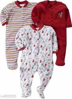 Oneseis & Rompers Fancy Cotton Kid's Rompers (Pack Of 3) Doodle Fancy 100% Cotton Kid's Rompers Combo Country of Origin: India Sizes Available: 0-3 Months, 3-6 Months, 6-9 Months, 9-12 Months, 12-18 Months   Catalog Rating: ★4.3 (4137)  Catalog Name: Doodle Fancy 100% Cotton Kid's Rompers Combo Vol 2 CatalogID_624895 C62-SC1159 Code: 665-4353565-6051
