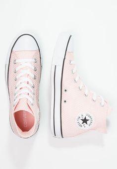 39cfb0d809fae4 Schoenen Converse CHUCK TAYLOR ALL STAR - Sneakers hoog - white vapor pink  white Rosa  € Bij Zalando (op Gratis bezorging   retournering