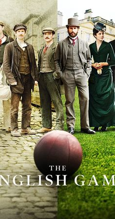 The English Game (TV Mini-Series ) With Joncie Elmore, Mark Fisher, Kerrie Hayes, Tina Louise Owens. The story of the invention of football and how it quickly rose to become the world's game by crossing class divides. Tamsin Greig, Julian Fellowes, Imdb Tv, Tina Louise, English Games, Most Popular Games, Popular Tv Series, Opera Singers, Young Couples