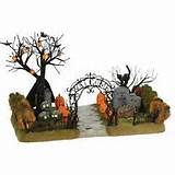 Department 56 4025397 Halloween Accessories for Dept 56 Village ...