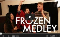 Pentatonix Takes On Frozen