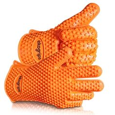 New Silicone BBQ Gloves Grill Glove Barbecue Smoker Resistant Grilling Heat Oven