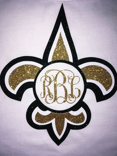Items similar to Saints Shirt/ Glitter Monogrammed T-Shirt/ Saints Football Shirt/ Monogram Shirt / Cute Saints Shirt/ Glitter Monogrammed Saints T-Shirt on Etsy Saints Gear, Nfl Saints, New Orleans Saints Shirts, New Orleans Saints Football, Monogram T Shirts, Vinyl Shirts, Monogram Gifts, Game Day Quotes, Circle Font