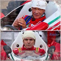 Daniel Bruhl&Niki Lauda