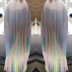Pearl hair color