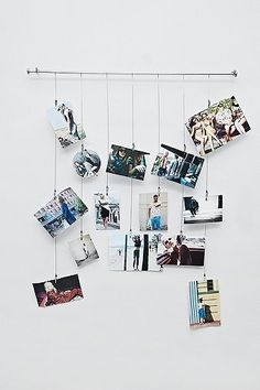 DiY Tangle Photo Frame