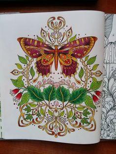 colored by eL  #dagdrommar #hannakarlzon #coloringbook #coloring
