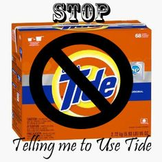 Stop Telling Me to Use Tide on Cloth Diapers - Cloth Diaper Addicts