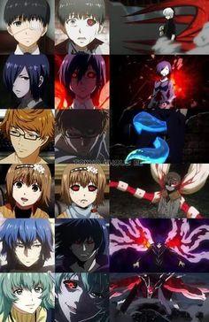 Tokyo Ghoul amp re Character animetv 2019 Manga Anime, Otaku Anime, Anime Meme, Anime Art, Personajes Tokyo Ghoul, Foto Tokyo Ghoul, Ayato Kirishima, Tokyo Ghoul Wallpapers, Anime Lindo