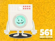 561 - Washing Machine (To see them all click on the image)