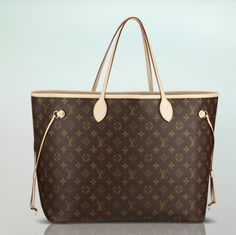 Perfect Diaper Bag Lv Neverfull Gm 980 I Already Love This For Travel