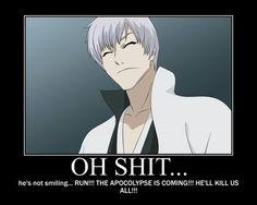 Gotta go gotta go XD smile,  lol,  gin ichimaru -  #anime