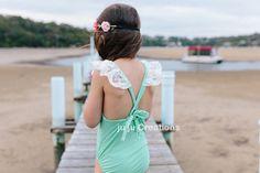 Butterfly bodysuit - ju ju Creations