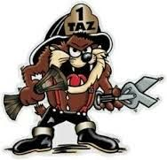 Related image Firefighter Decals, Firefighter Paramedic, Volunteer Firefighter, Firefighters, Firefighter Pictures, Firemen, Cartoon Art, Cartoon Characters, Cool Fire