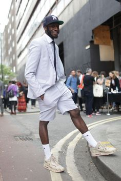 They Are Wearing: London Men's Fashion Week Spring 2015 - Slideshow