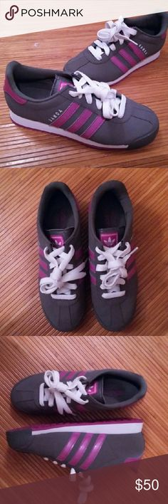 Adidas Samoa lk.New sz.US 8/9 EUR 40 Adidas Samoa lk.New sz.US 8 But they Run lk.a sz.9 They look like New  No original box Adidas  Shoes Sneakers