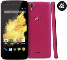 #Birdy 4g fucsia smartphone  ad Euro 130.33 in #Wiko #Cellulari