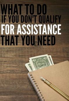 how to get money assistance