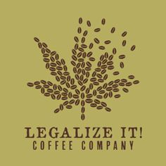 Legalize It! Coffee Company logo