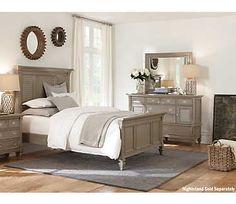 Breeze Grey 3pc Queen Bedroom