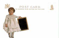 Brocante Brie, postkaartje