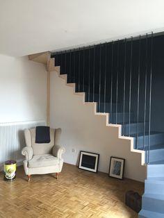 Faltwerkstiege Stairs, House, Home Decor, Stairway, Decoration Home, Home, Room Decor, Staircases, Home Interior Design