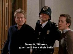 Gilmore Girls - I love this episode!