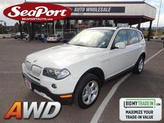 2008 BMW X3 3.0si 4D AWD Crossover SUV / Stability Control