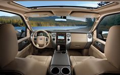 2016 Ford Expedition Is The Featured Model Interior Image Added In Car Pictures Category By Author On Jun