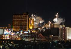 If you're not New Year's Eve in Vegas, then you're doing it wrong.