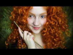 Merida Makeup tutorial